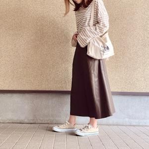 【GU】クオリティーが高いと話題!今季マストなトレンドスカート♡
