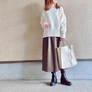 【GU】まさかの衝撃価格になっていたGUの高見えスカート♡