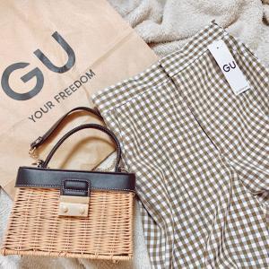 【GU】ラスト1点!思わず飛びついたGUのバズりアイテム/楽天マラソン購入品♡