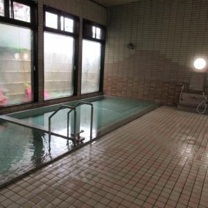 初めてのはしご温泉、最終的に「碇ヶ関温泉会館」