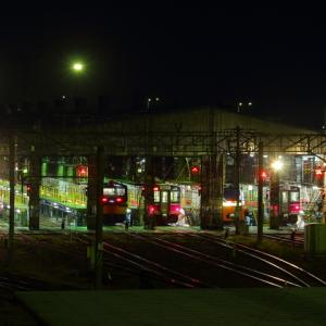 NIGHT OF  Railway insult☆