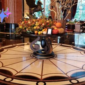 ウェスティンホテル東京の秋の装い