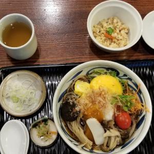 横浜関内、名店老舗蕎麦や「利久庵」