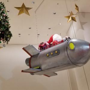 新宿伊勢丹のクリスマス