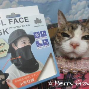 フェイスマスクとクールダウン~♪o(*^▽^*)o