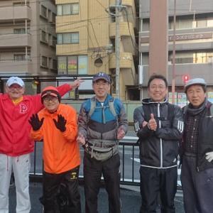 SWCは高隈山系の登山を楽しみました