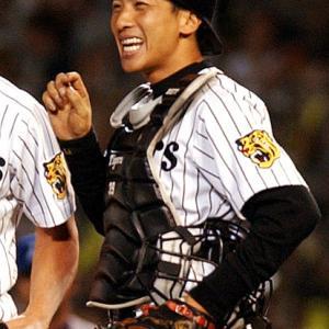 33-4を記録した2005日本シリーズ阪神の敢闘賞選手…
