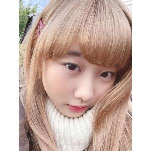 【悲報】本田望結さん、最新のインスタ投稿で髪色が変わり 完全終了へ…