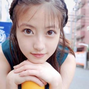 【画像】今田美桜ってなんで常にデコ出してるの???????????