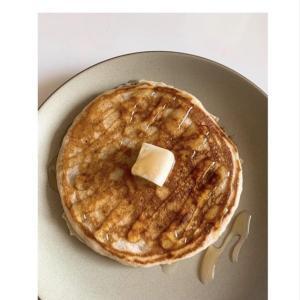 【朗報】吉岡里帆、朝5時にふわふわパンケーキ掲載…久々の撮影で早起き「朝起きられるか緊張した」