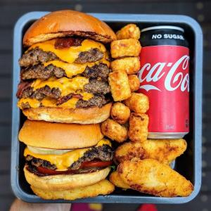 【画像】これがアメリカの一般的な昼食 こういうのでいいんだよwwwwwwwwwwww