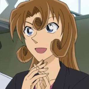 【画像】コナンの新一の母親の前髪を普通にしてみたwwwwwwwwwwwww