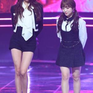 【っ法】日本女と韓国女のスタイルの差がひどいwwwwww(画像あり)