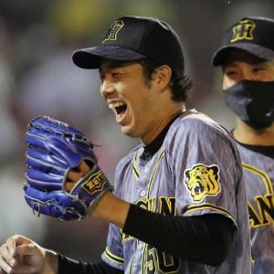 【流出危機】阪神・青柳、早くも複数のチームによる争奪戦が繰り広げられていた