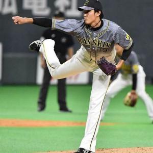 阪神・藤浪はリーグ戦再開後も中継ぎ起用 矢野監督が〝勝ちパターン継続〟を明言