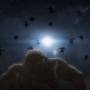 【画像】MAPPA版テレビアニメ「進撃の巨人」、流石にヤバイwarningwarningwarningwarningwarning