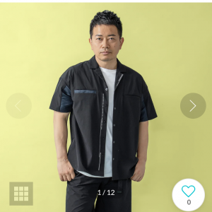【悲報】宮迫博之さん、とんでもない服をプロデュースしてしまうwwwwwwwwwwww