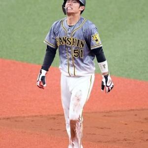 阪神・矢野監督 5回途中交代の中野について「まあ、大丈夫やと思う」