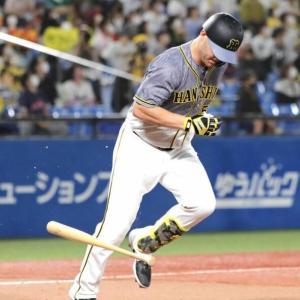 8打数無安打の阪神サンズに井上コーチ「覚悟とか危機感、察知はできた」