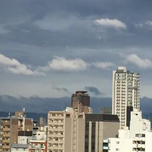 大阪は暑かった^_^