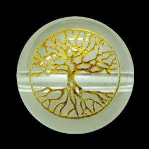 生命の樹 彫刻ビーズ