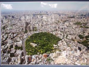 休日企画、東京散歩(東京都庭園美術館)