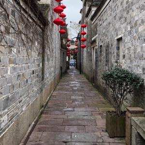 〈寧波〉南塘老街と博物館、市内観光☆その2