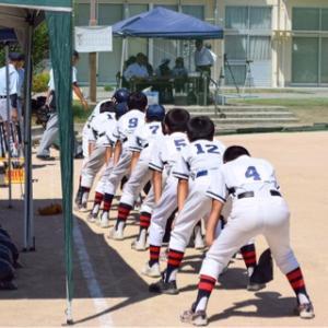 小学。夏季大会決勝戦