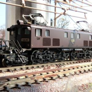 マイクロエース国鉄EF58-24旧型