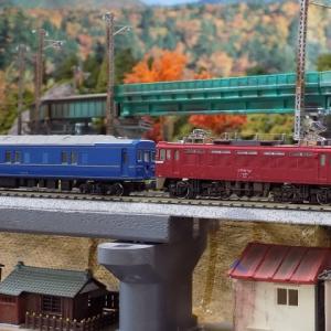 TOMIXED75「ゆうづる」ブルトレ牽引機関車