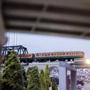 TOMIX国鉄 115-1000系近郊電車(湘南色)