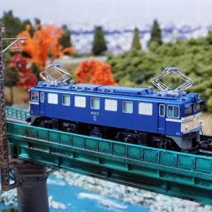 飯田線シリーズKATOED62とタキの編成