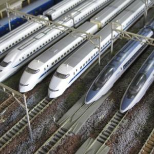 今、模型は楽しいですか?そして鉄道模型ブログも楽しいですか?