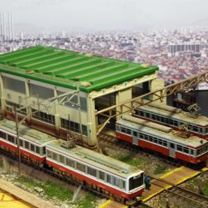 おめでとうございます!2020年7月23日 箱根登山電車 全線運転再開!