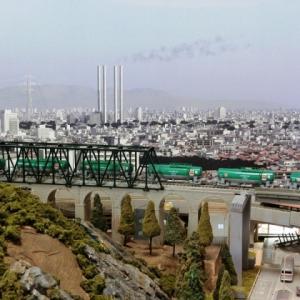 長い長いタンク車(タキ)貨物列車動画KATO EF64形1000番台 新更新色とEF210とタキ1000他貨物編成