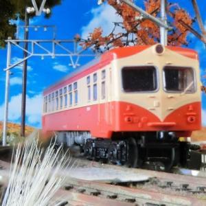 鉄道コレクション 第22弾キハユニ16をジオラマに置いてみたら