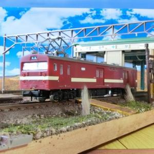 全焦点マクロで撮影した鉄道コレクション第20弾クモユニ143-1