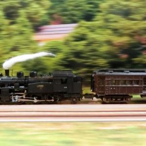 デジフォトで楽しむ鉄道模型!映える撮影用背景紙を応用して撮り鉄してみた。カトーC12