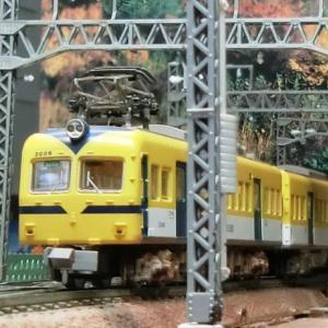 トミーテック:鉄道コレクション一畑電車3000系一畑電車、2017年1月22日で3000系が引退 さよなら運転しました。