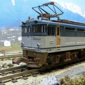KATO EF6463がTOMIX私有貨車 シキ1000形を牽引したら