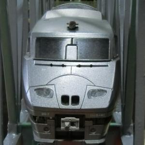 TMS(鉄道模型好き)は自分で作るから楽しい?KATO複線トラス鉄橋とTOMIX複線曲弦大トラス鉄橋がドッキングとKATO Nゲージ九州新幹線787系 6両セット(旧製品)