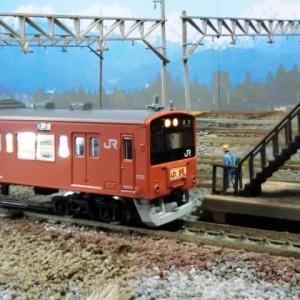 KATO (カトー) Nゲージ 201系(中央線色)6両基本セット