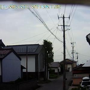 6/8 喜多方の今のお天気