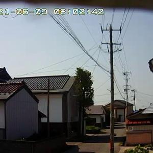 6/9 喜多方の今のお天気