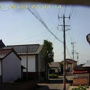 6/11 喜多方の今のお天気