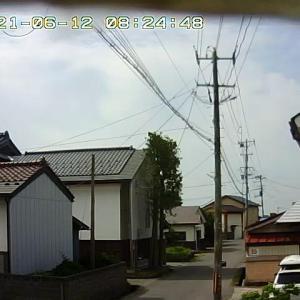 6/12 喜多方の今のお天気