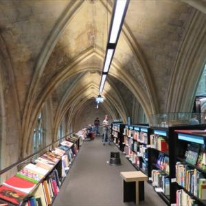 オランダ マーストリヒト 世界一美しい本屋さんへ