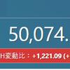 【オワコンじゃなかった】祝!ビットコイン5万ドル回復!