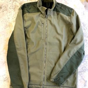 今年のミリタリーは ヨーロッパ! Belgium military Fleece Jacket!