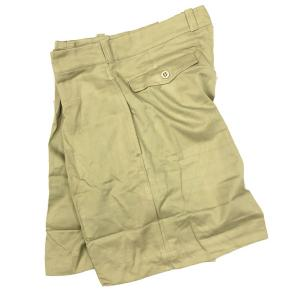 フランス軍ショーツ!  FRENCH ARMY CHINO SHORTS【DEAD STOCK】